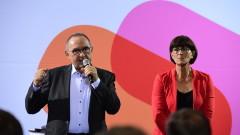 """Критици на германската """"голяма коалиция"""" оглавиха ГСДП"""