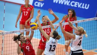 Тежък жребий за националките за Евро 2011