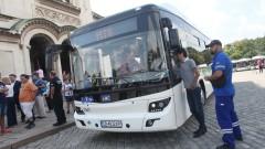 Автобусните превозвачи са съгласни да монтират видеорегистратори