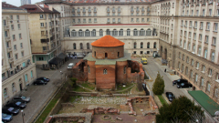 """Ротондата """"Св. Георги"""" се руши, нужни са средства за реставрация"""