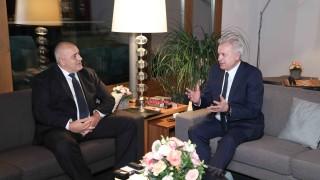 """Добрата бизнес среда и развиването на дейност обсъди Борисов с шефа на """"Лукойл"""""""