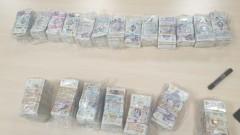 Турски тираджия отнесе глоба от 86 584 лева за незаконно пренасяне на валута