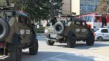 Антитерорист загина при престрелка в Лясковец