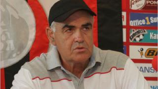 Грозданов: Усети се липсата на основните ни футболисти