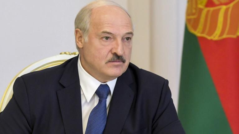 Прибалтийските страни удариха със санкции Лукашенко, други беларуски властници