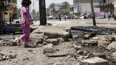 Кола-бомба се взриви до църква в Багдад