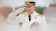Русия сменя шефа на Военноморските си сили