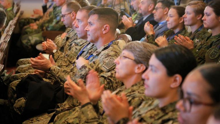В Съвместния център за обучение и оценка започва учението НАТО-Грузия