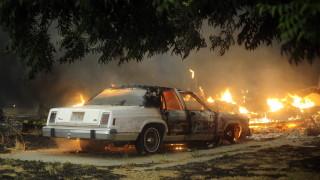 Стотици пожари евакуираха хиляди хора в Калифорния