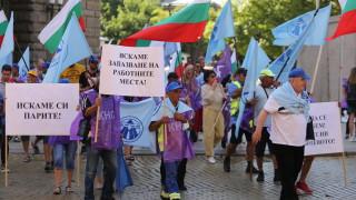 Пътни строители отново на протест, готвят още блокади