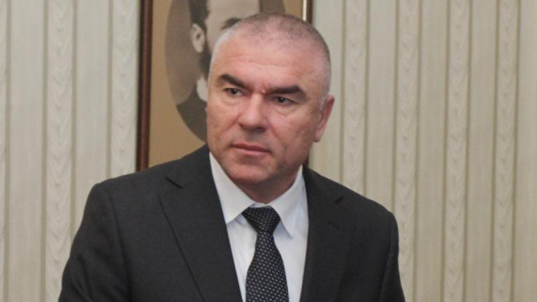Марешки: Подписах проекта за Конституция на ГЕРБ, но не съм го чел