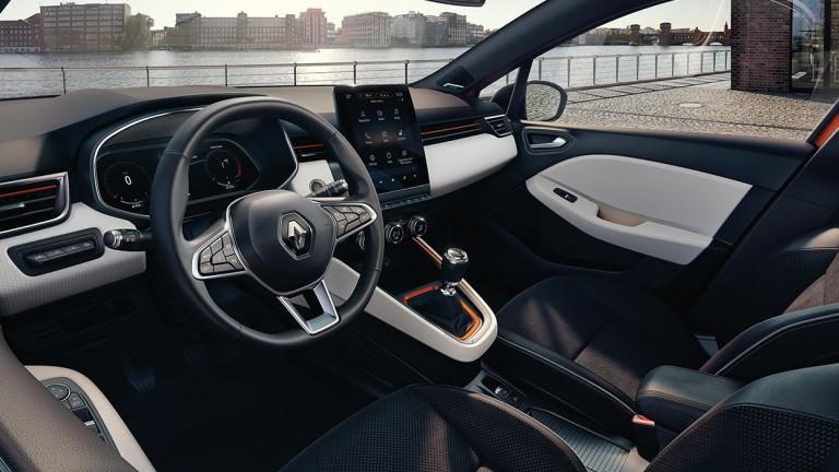 Снимка: Renault показа интериора на новото Clio