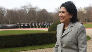 Президентът на Грузия призова Русия да не се поддава на радикални провокации