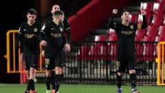 Барселона смаза Гранада и зае третото място
