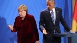 Обама настоя Тръмп да е твърд с Русия