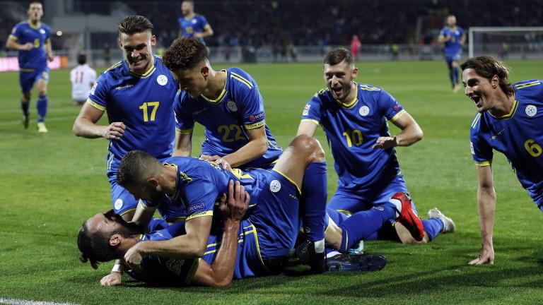 Ясен е съставът на Косово за квалификацията с България