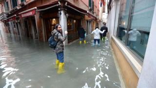 Наводненията в Европа през последните десетилетия най-тежки от 500 години