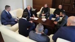 Бойко Борисов към феновете на Левски: Акциите на клуба трябва да са при вас, като в Барса и Реал