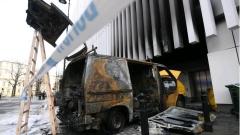 Взрив на газова бутилка рани двама в Полша