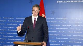 Сърбия няма да се присъединява към НАТО и ще запази военен неутралитет