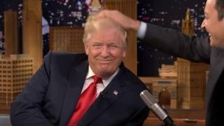 Доналд Тръмп стана за смях в ефир (ВИДЕО)