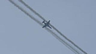 НАТО проверява готовността на пилотите ни