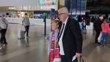 Български фенове посрещнаха ЦСКА в Чехия