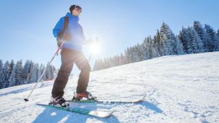 Колко бързо може да станем скиори