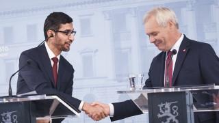 Google разширява центровете си за данни в Европа с €3 млрд.