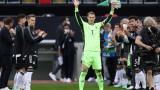 УЕФА позволи на Нойер да носи капитанска лента с цветовете на дъгата