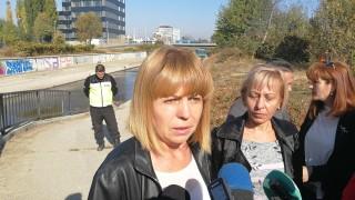 Фандъкова призова столичани да не хвърлят боклуци в реките