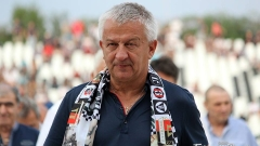 Крушарски: На Тити му пожелавам успех, но той ще има голям зор
