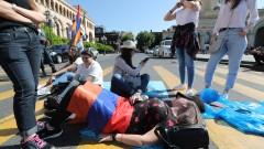 Хиляди протестиращи парализираха Ереван