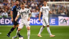 Кариерата на Тони Кроос в националния отбор е към своя край