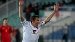 България - Черна гора 1:1, гол на Неделев от дузпа!