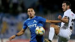 Нашименто и Иванов донесоха победата на Левски в дербито със Славия