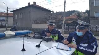 Над 13 000 нарушения на пътя за 5 дни отчете КАТ