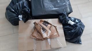 74 кг. тютюн за наргиле задържаха митничари в София