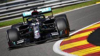 Люис Хамилтън спечели квалификацията за Гран При на Русия