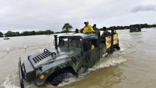 Най-малко 150 души загинаха от урагана Ета в Гватемала