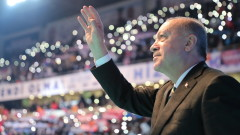 """Ердоган учуди: Турция иска регионът да стане """"остров на мира"""""""