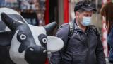 Коронавирус: Русия с невиждан от 22 февруари ръст на новозаразените