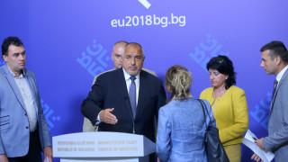 Борисов нареди Законът за автомобилната камара да се изтегли