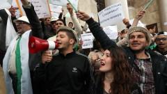 Алжирската армия призова за оттегляне на президента Бутефлика