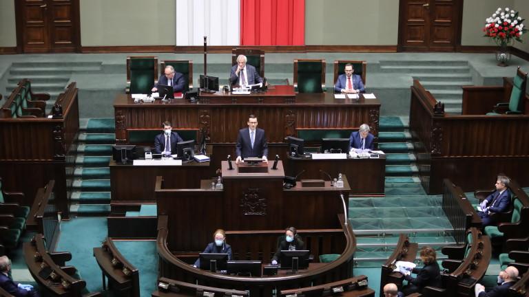 Европейският съюз се нуждае от нови финансови мерки в борбата