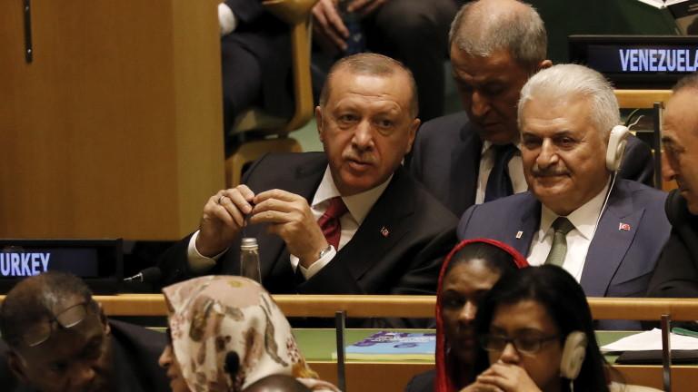 Ердоган призова да не се обвинява Иран за атаките в Саудитска Арабия