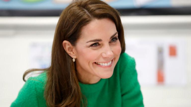 Какво прави Кейт истински щастлива