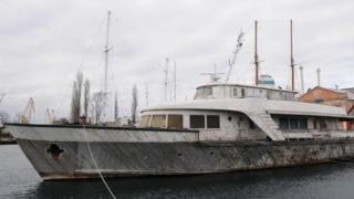 В Одеса потъна яхтата на Брежнев