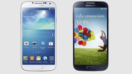 Samsung Galaxy S4 - официално