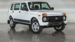 Започва производството на новата Lada 4х4 Urban. Цена: 7200 евро